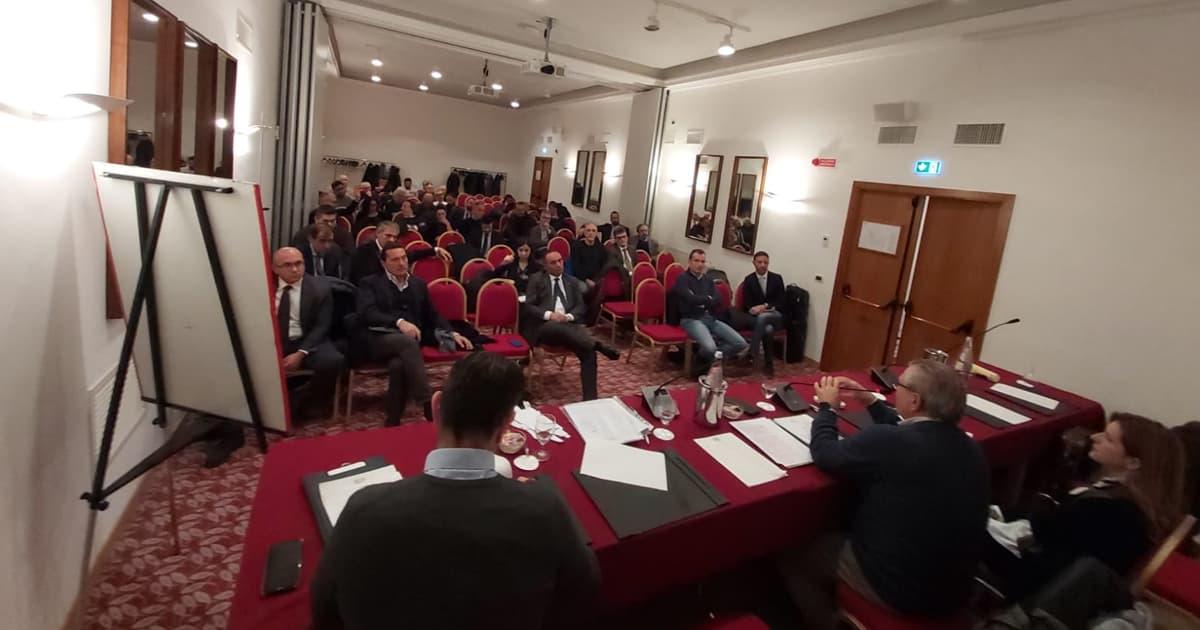 Assemblea Elezione Nuovo Direttivo Anid Dicembre 2019