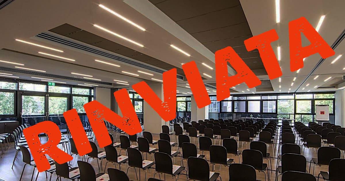 Rinvio 11a Conferenza ANID e Assemblea Generale Soci a Bologna