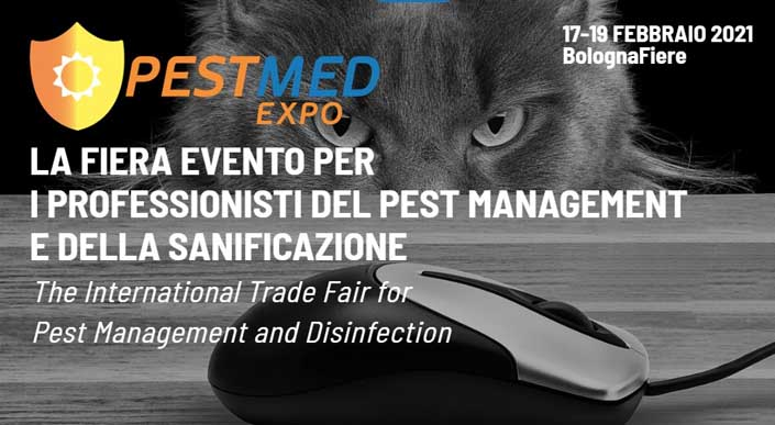 PestMed Expo - Bologna Fiere 2021